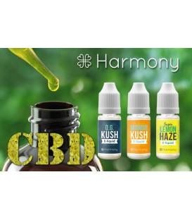 e-liquide harmony cbd